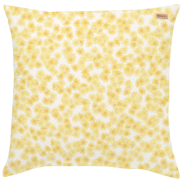 Forget Me Not Cotton Euro Sham
