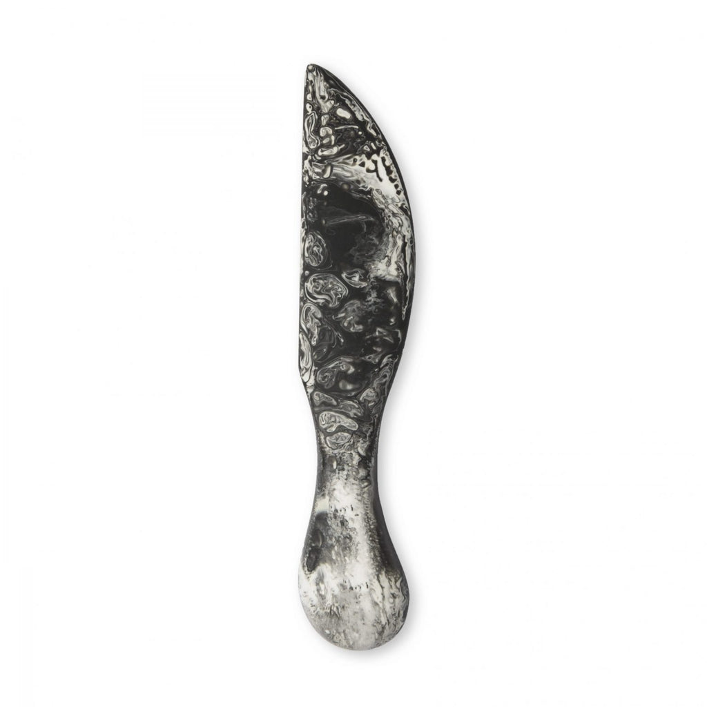 Cheese Knife- Chocolate Marble