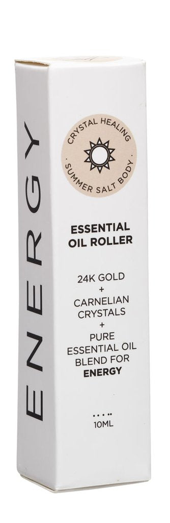 Energy Essential Oil Roller 10ml
