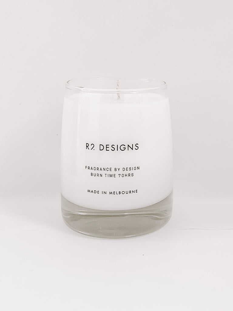 Luxe Range - Spicy Cardamom Candle
