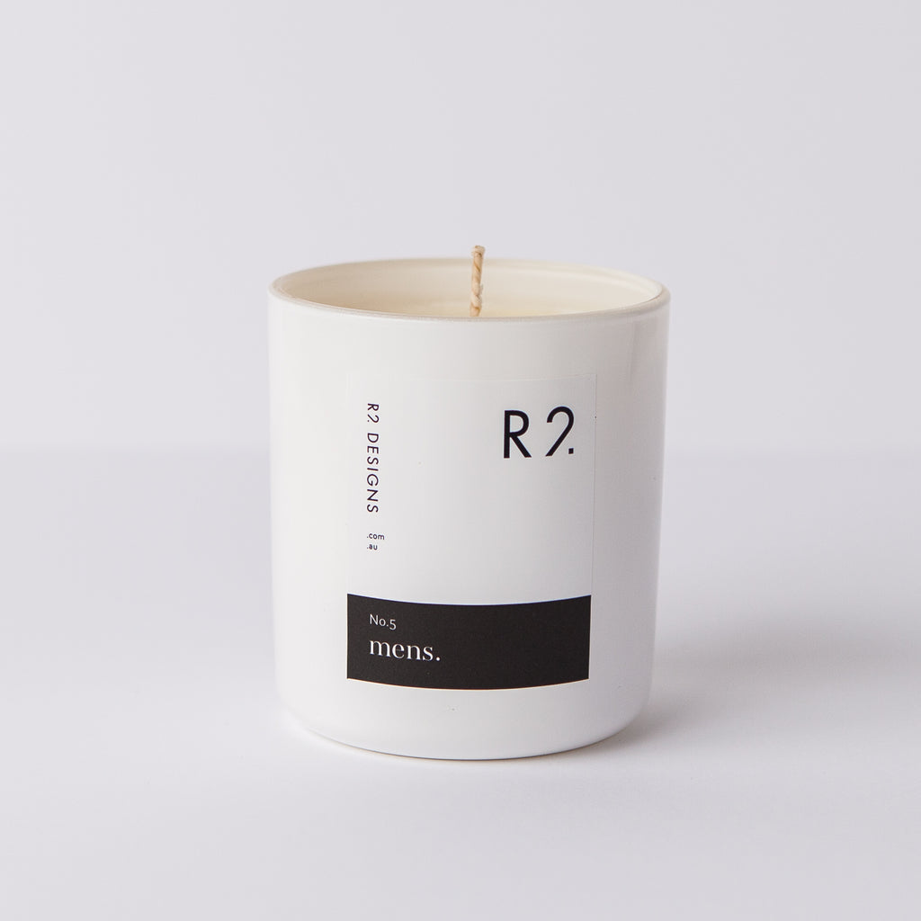 Signature Candle - Mens
