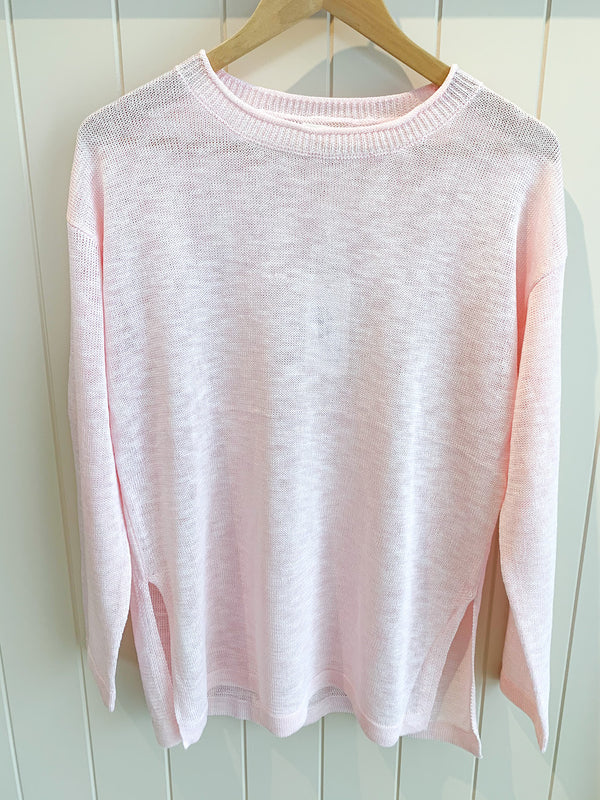 Lexie Knit- Pink