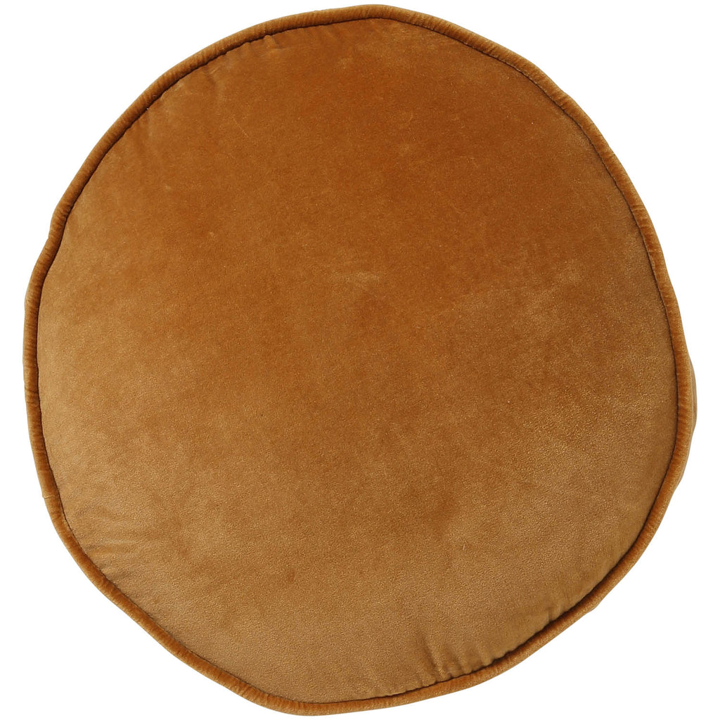 Golden Days Velvet Pea Cushion