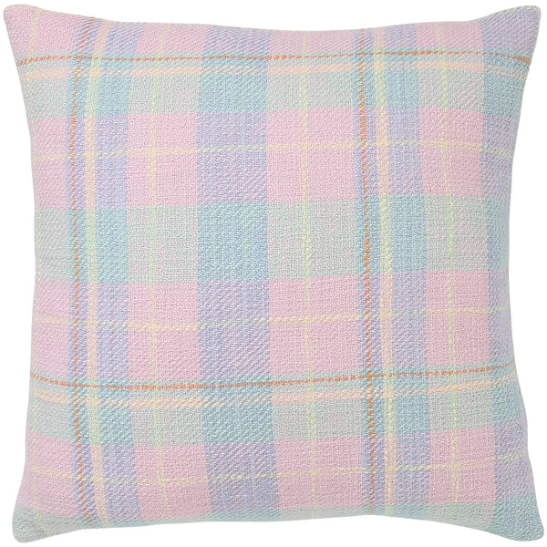 Tartan Shoreline Woven Cushion