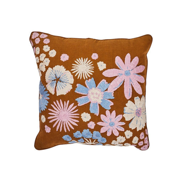Liberty Embroidered Cushion