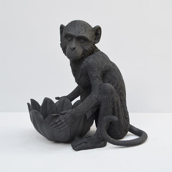 Monkey Bowl- Black