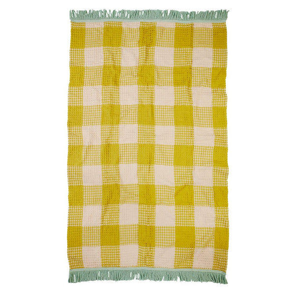 Maelle Bath Sheet- Lemon