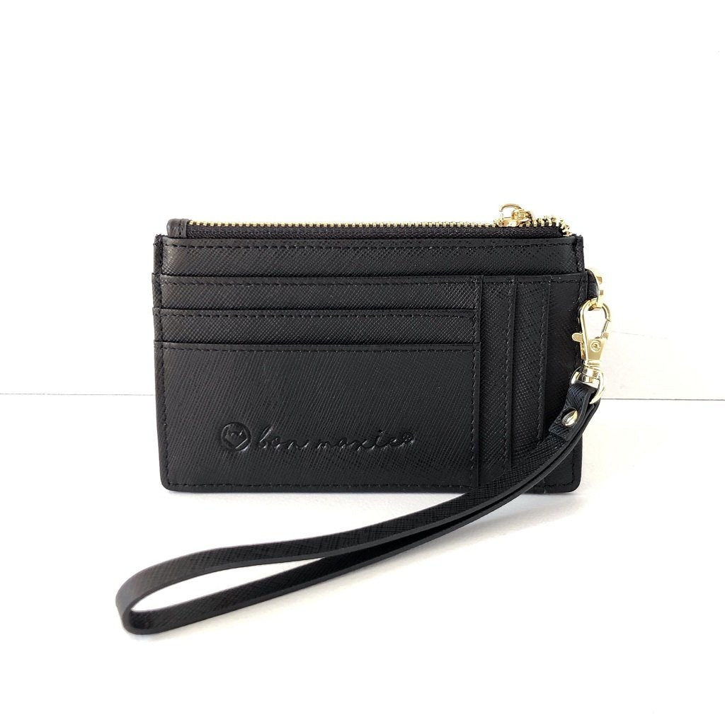 Mighty Mini Wallet Black.