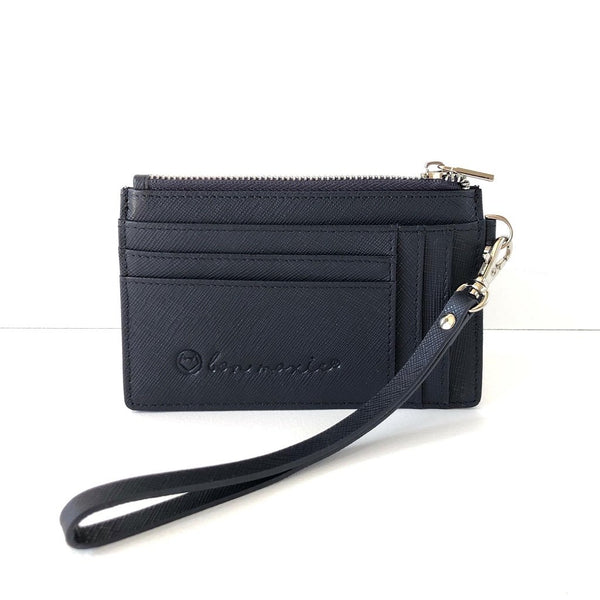 Mighty Mini Wallet Midnight. Deep Navy