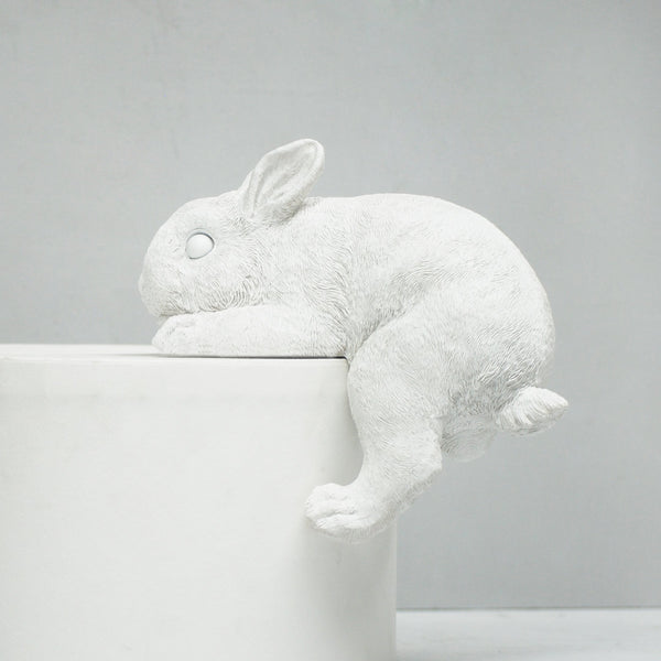 Shelf Bunny - White