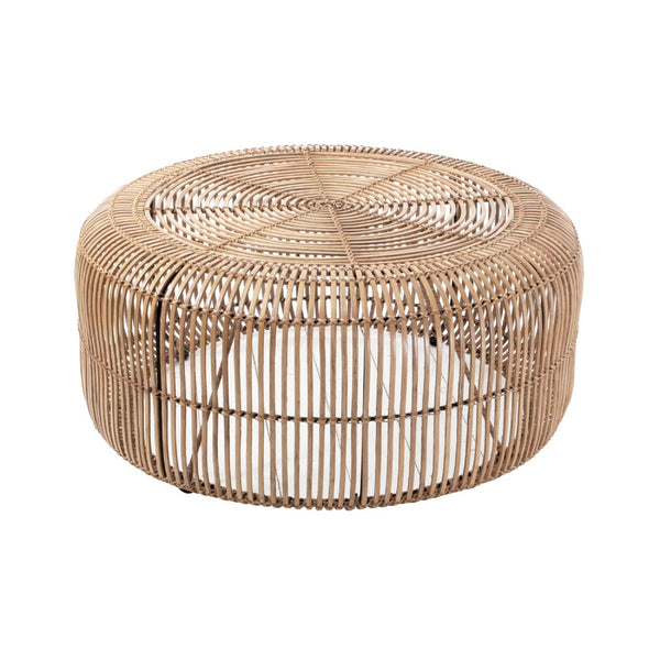 Rattan Coffe table Natural