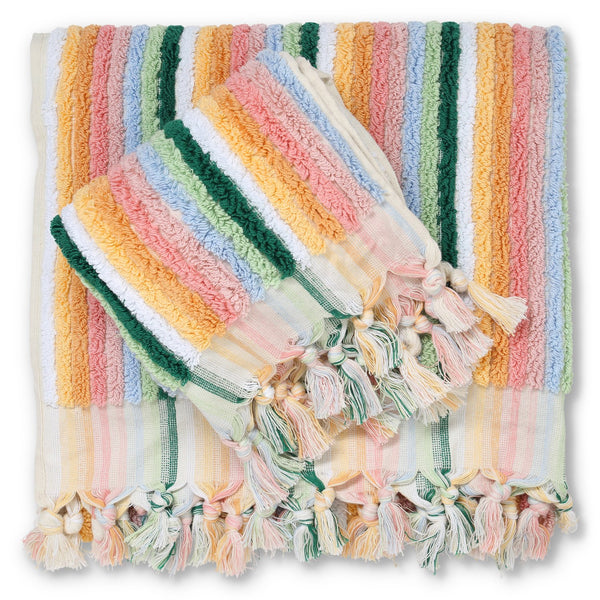 Stripes Hand Towel