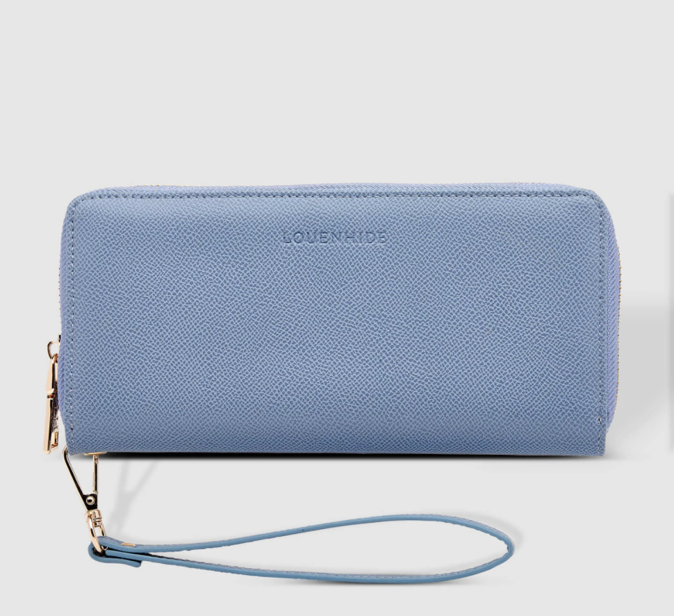 Jessica Wallet- Chambray