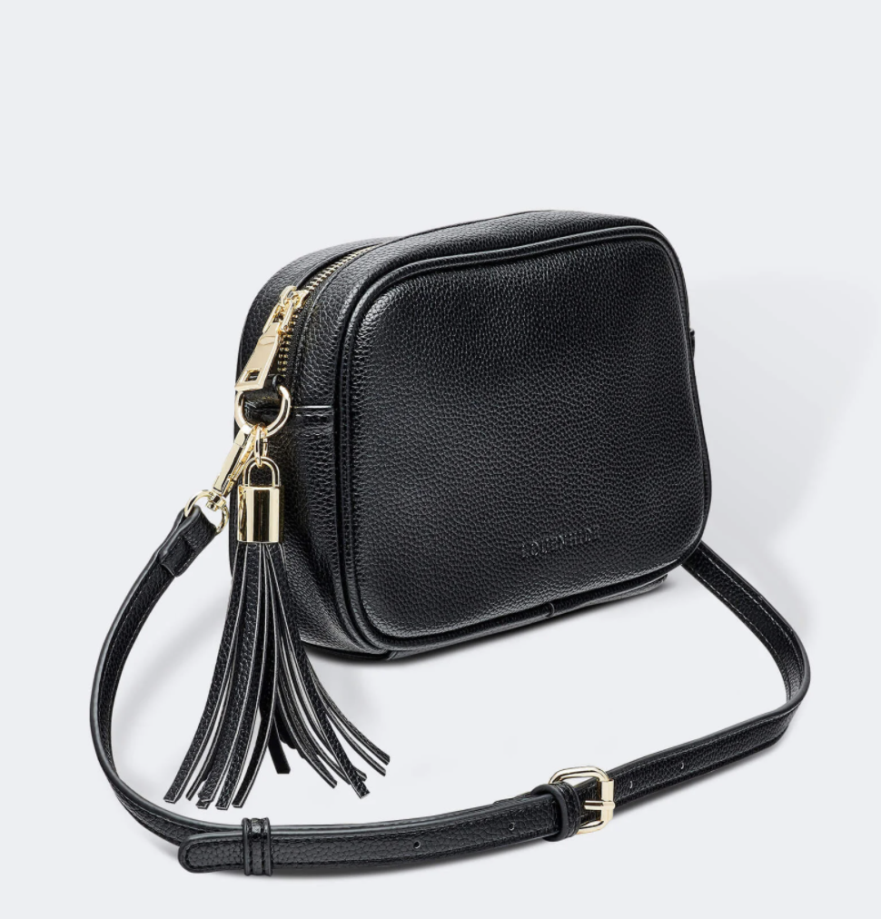 Gigi Crossbody Bag- Black