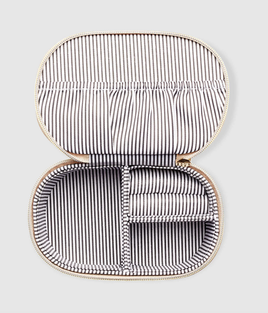 Olive  Jewellery Box- Champagne