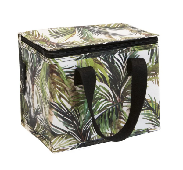 Lunch Box Green Palm