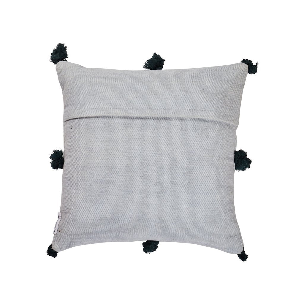 Teres Embroidered Cushion