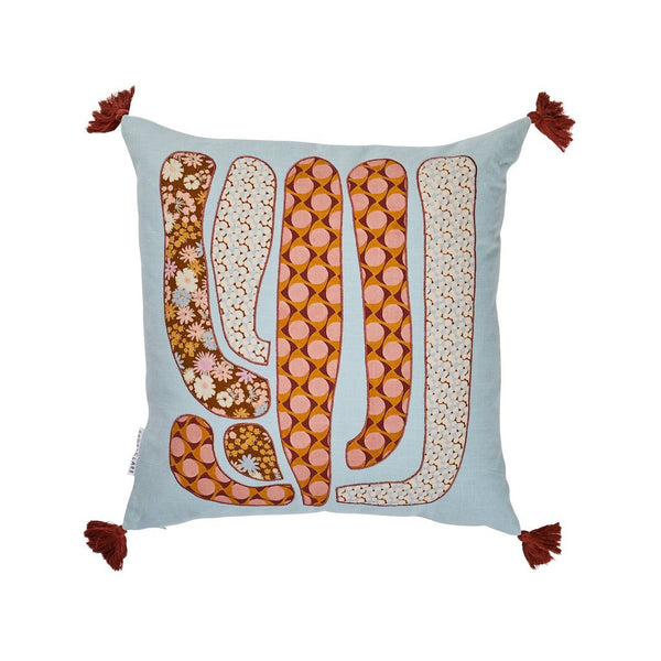 Amargosa Applique Cushion