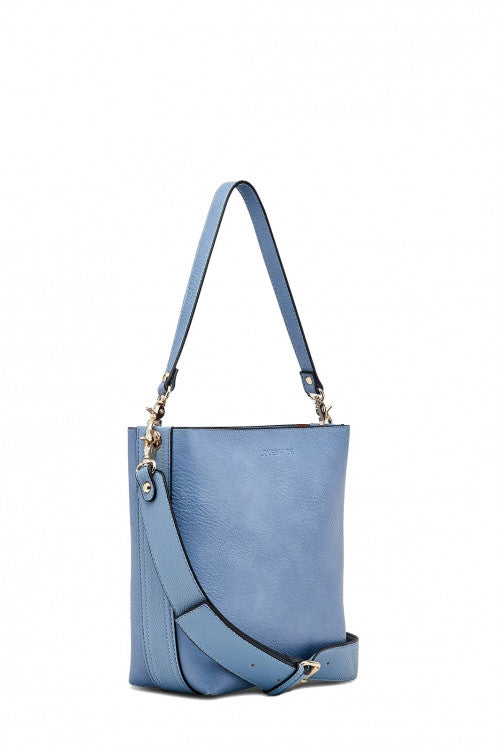 Charlie Bag- Chambray