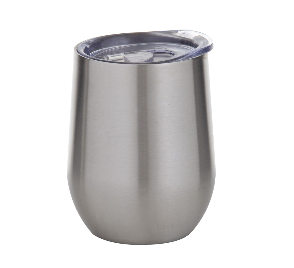 ES Double Wall Cup. 350ml S/Steel