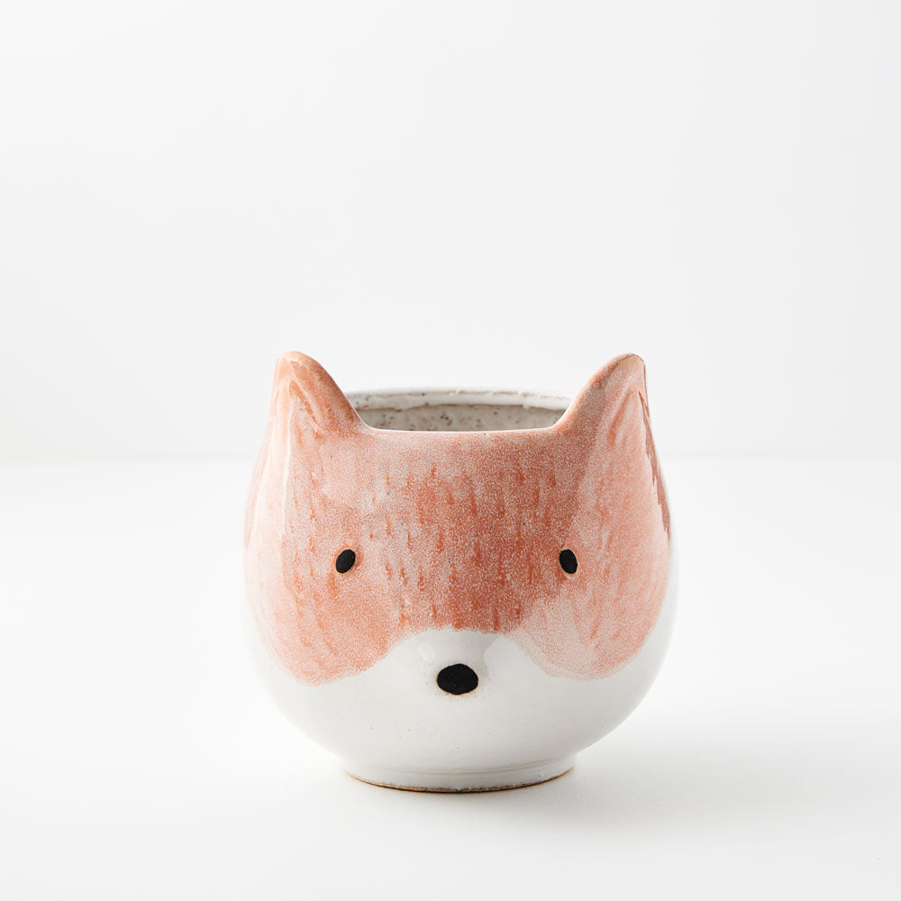Pot Freya Fox 16cmH
