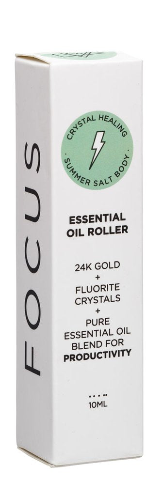 Focus Essential Oil Roller 10ml