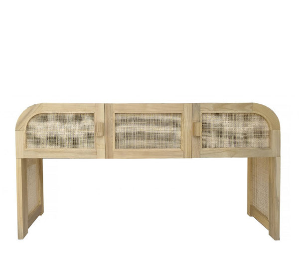 Grace Console Table- Natural