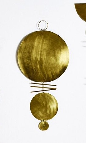 Wall Hanging - Luna Brass
