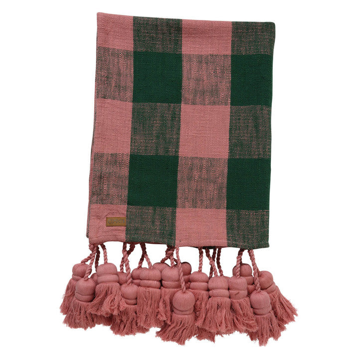 Tuscany Tassel Throw