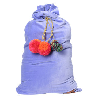 Persian Jewel Velvet Santa Sack