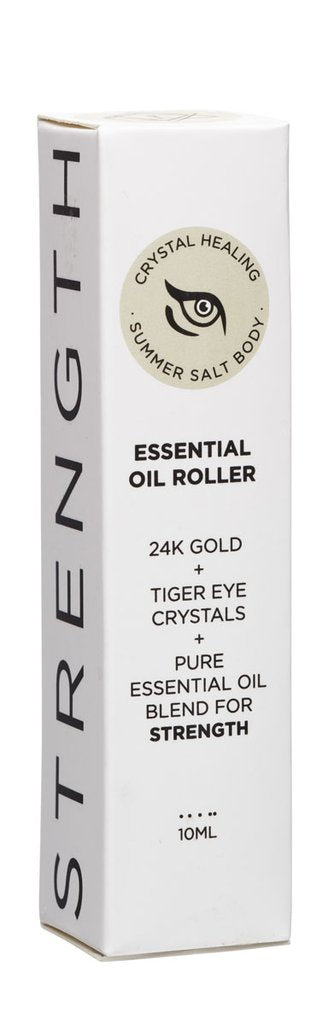 Strength Essential Oil Roller 10ml