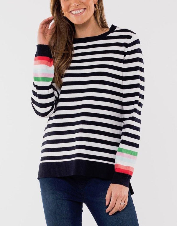 Tinker Stripe Knit