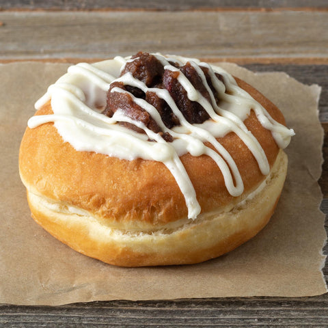 Pecan Pie Cookie Doughnut