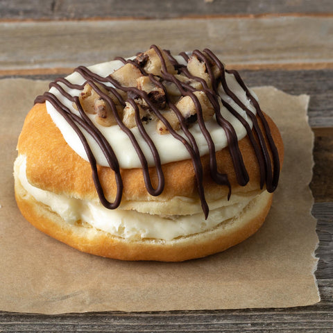 Chocolate Chip Cookie Doughnut