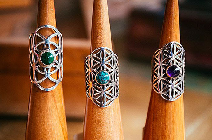 Sea Gypsy Ring Collection