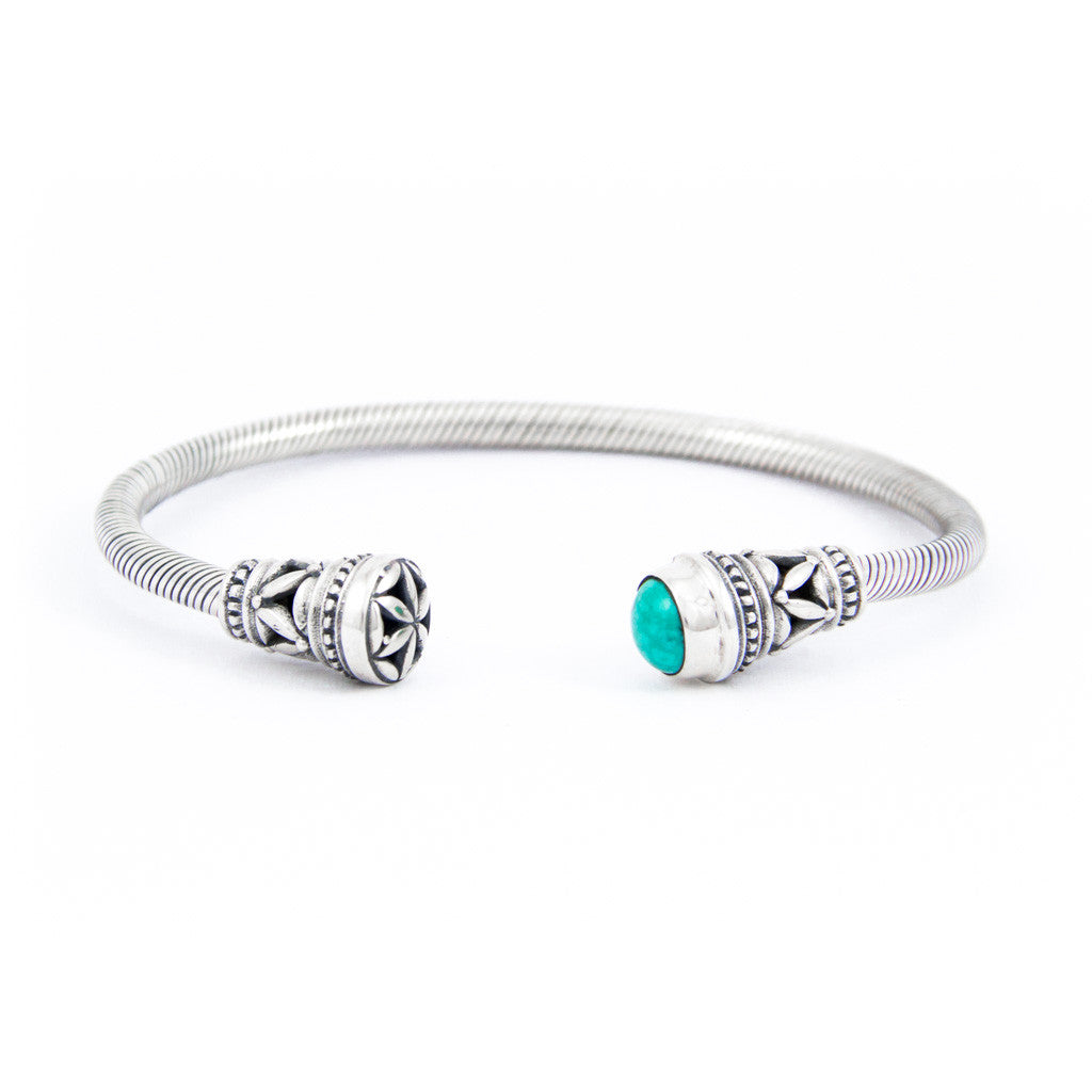 Timeless Island Turquoise Cuff