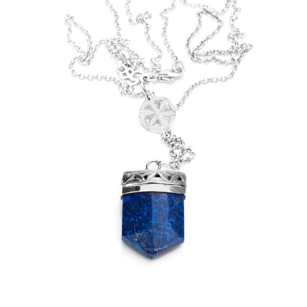 Gili Island Lapis Necklace