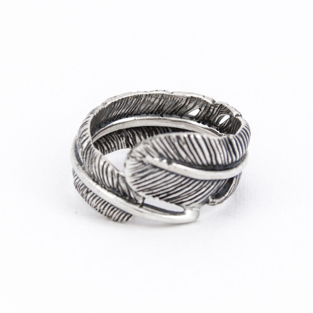 As Light As A Feather Ring