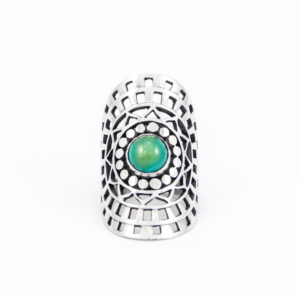 Endless Love Turquoise Ring