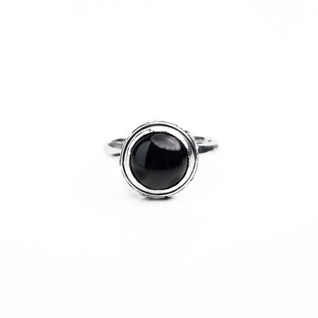 Holiday Onyx Ring