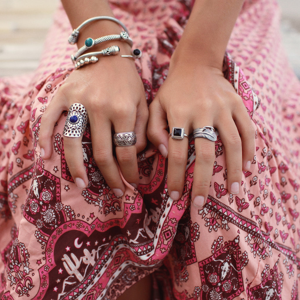 Gypsy Tribal Cuff