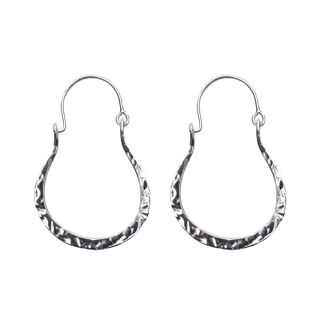 Maleia Hoop Earrings