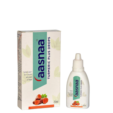 Turmeric Plus Drops 25ML