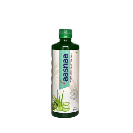 Wheatgrass Aloe Vera Plus Juice 500ML