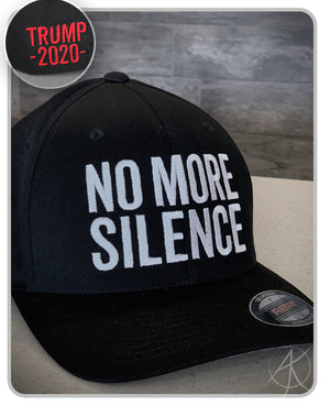 Open image in slideshow, TRUMP - No More Silence - FlexFit