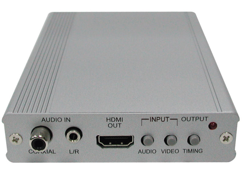 CYP Synergy PC/DVi-D to v1.3 HDMI® Scaler