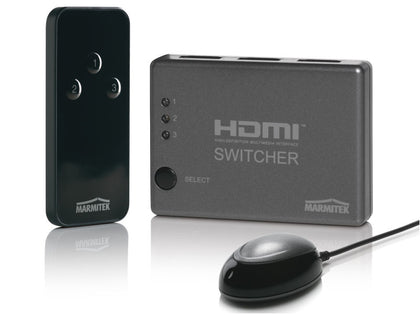 MARMITEK Connect 310™ v1.4 HDMI® Switcher