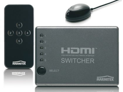 MARMITEK Connect 350™ v1.3 HDMI® Switcher