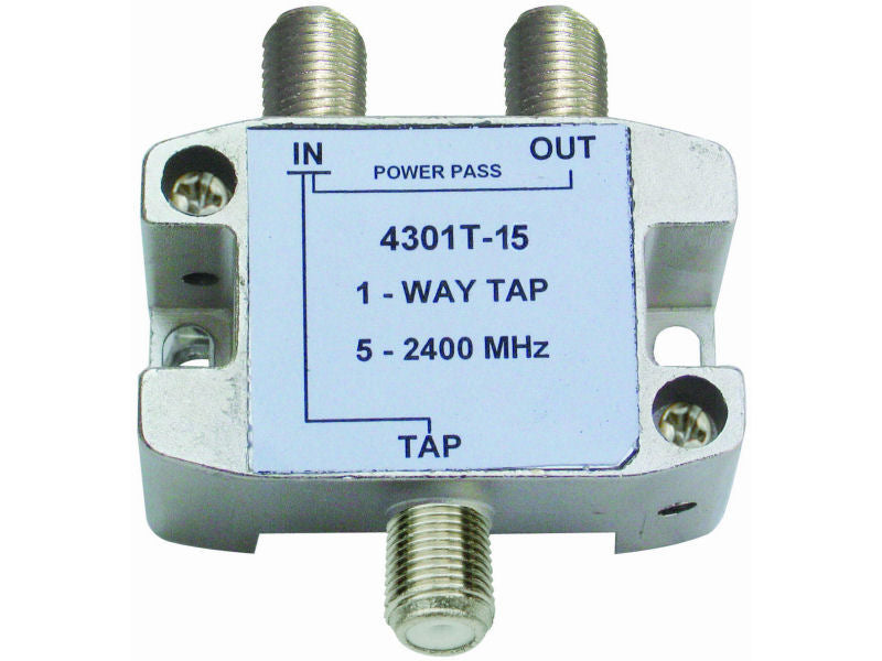 Internal 1/15 'F' Type Tap (5-2400mhz)