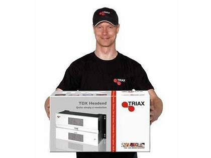 TRIAX TDX 12 IP IN Services Starter Pack